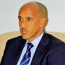 President Mustafe Omer