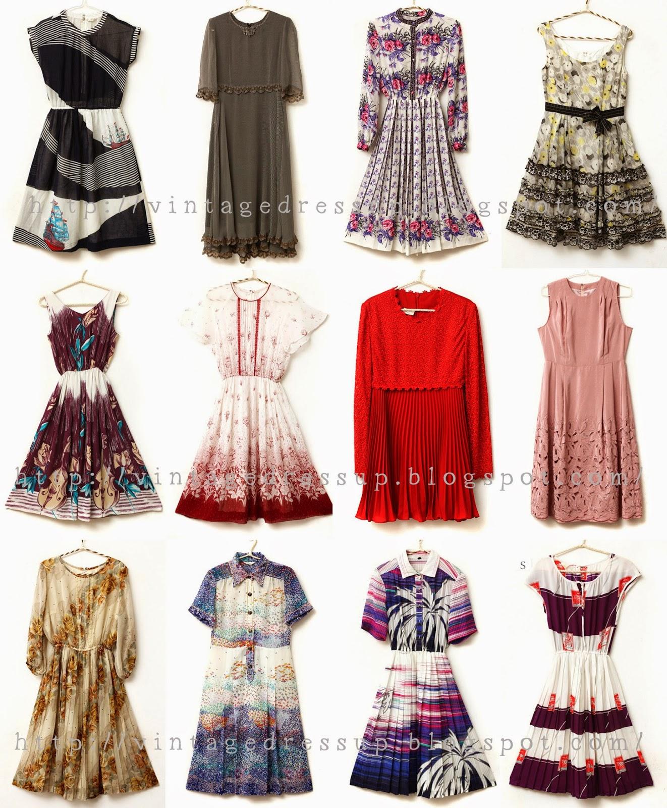 Винтаж Одежда