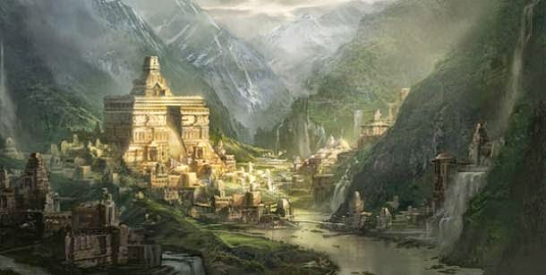 The Mysterious Kingdom of Shambhala