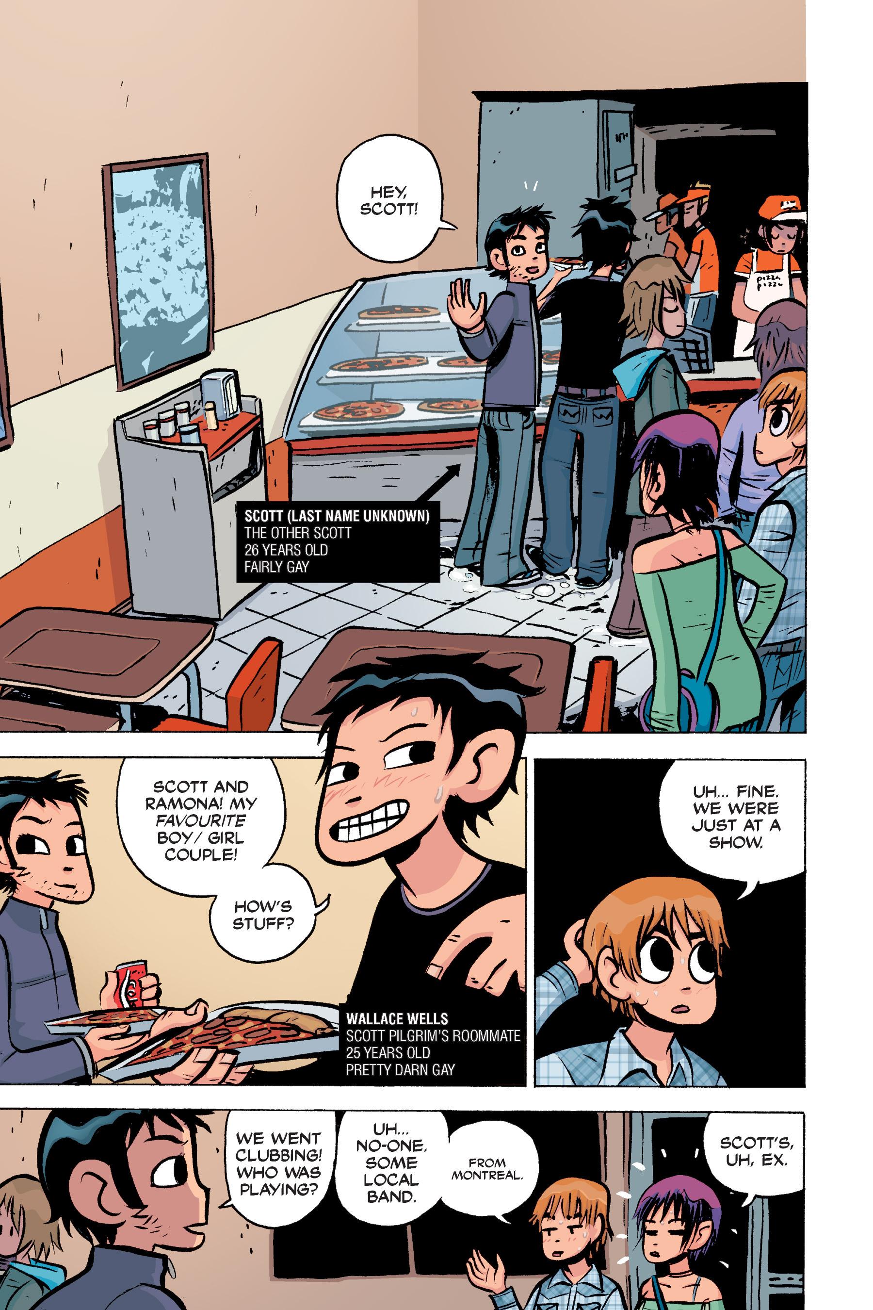 Read online Scott Pilgrim comic -  Issue #3 - 45