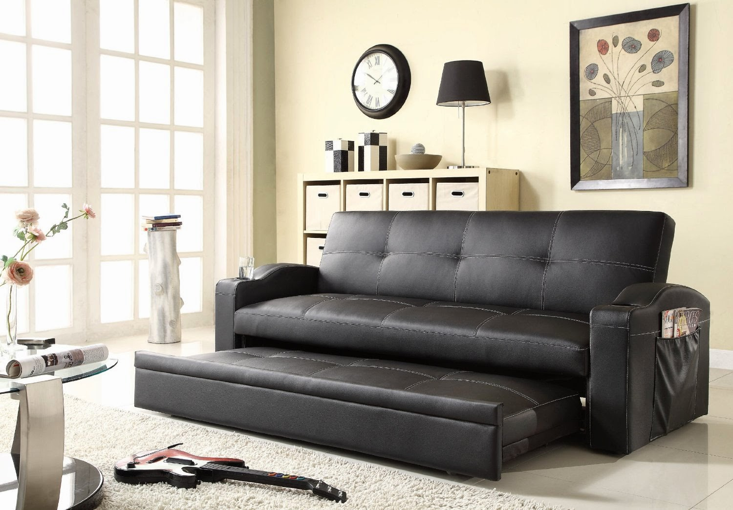 Best homelegance 4803blk sofa bed review best homelegance for Best sofa bed ever