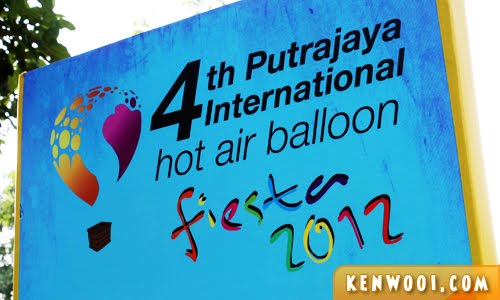 putrajaya hot air balloon fiesta