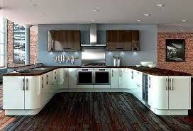 U Shaped Kitchens Are Often A Preference Of Homeowners With A Larger Kitchen  Space; They Require Three Adjacent Walls, And Many Homeowners Use The Space  In ...