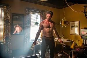 Hugh Jackman en X-Men: Días del futuro pasado