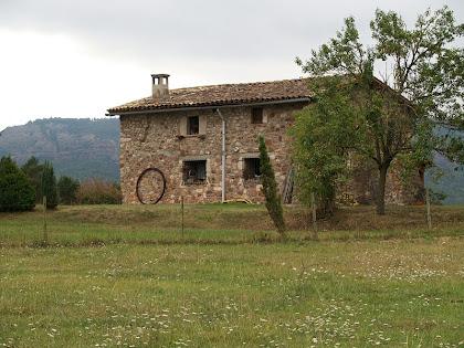 Façana nord de El Biaix