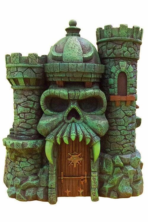 Estatua Castillo de Grayskull