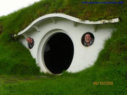 Hobbiton Tours el dia que fui un hobbit en Matamata