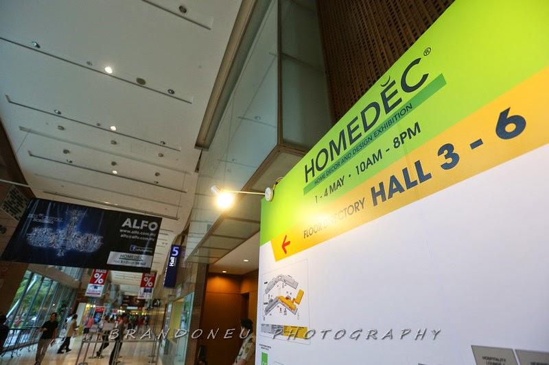brandoneu HOMEDEC Good Shopping Time 2015 KLCC