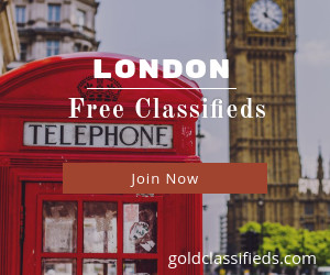 Free London Classified Site