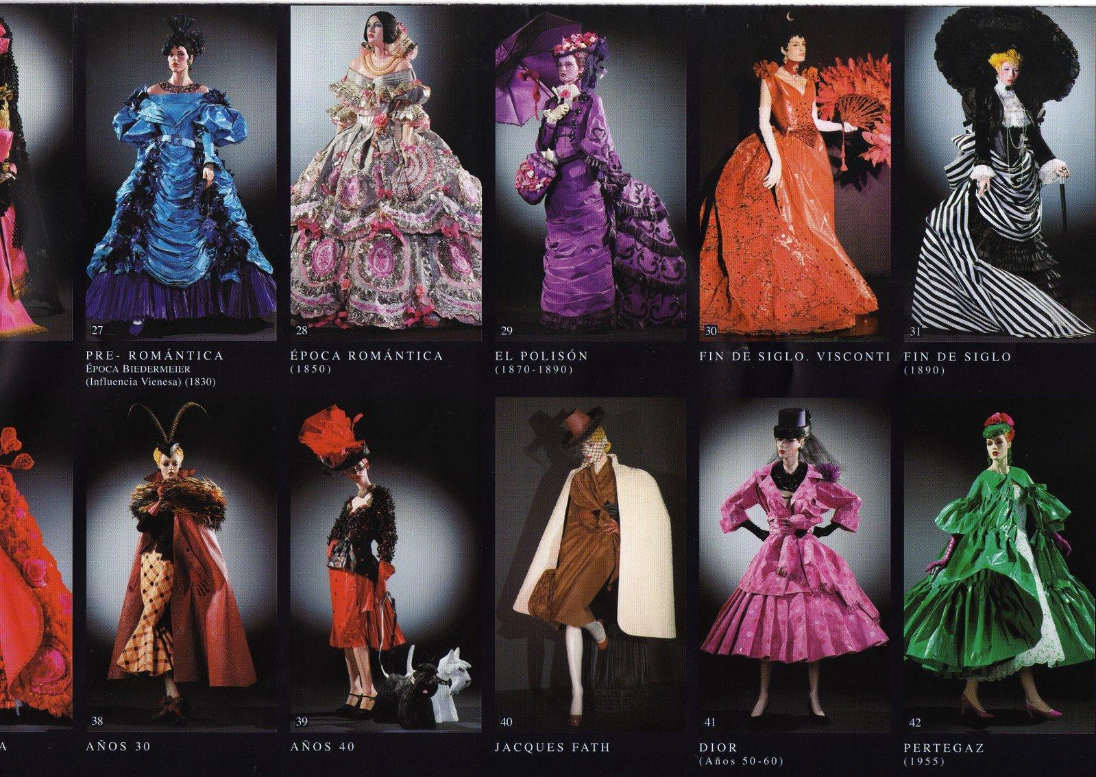 Mundo de la moda la ropa antigua es la tendencia que est - Q esta de moda en ropa ...