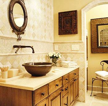 Where to get bathroom lighting ideas home decorating for French country bathroom lighting