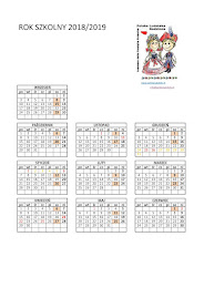 Kalendarz spotkań 2018/2019