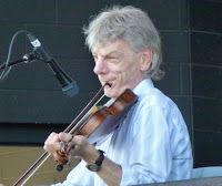 Fiddle player Maurice Lennon