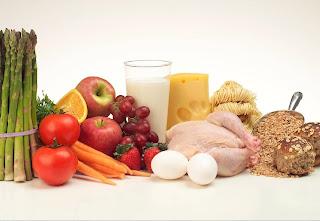 Makanan Yang Mengandung Protein Tinggi