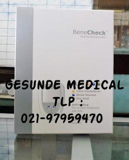 Alat Test Darah Benecheck