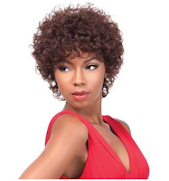 Sensationnel Bump 100% Human Hair Wig Rita