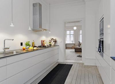 dapur cantik26 30 Ide Desain Dapur yang Cantik dan Menarik