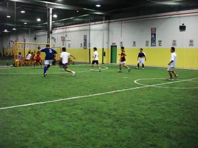 dasar permainan futsal