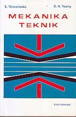 toko buku rahma: buku MEKANIKA TEKNIK, pengarang tomoshenko, penerbit erlangga