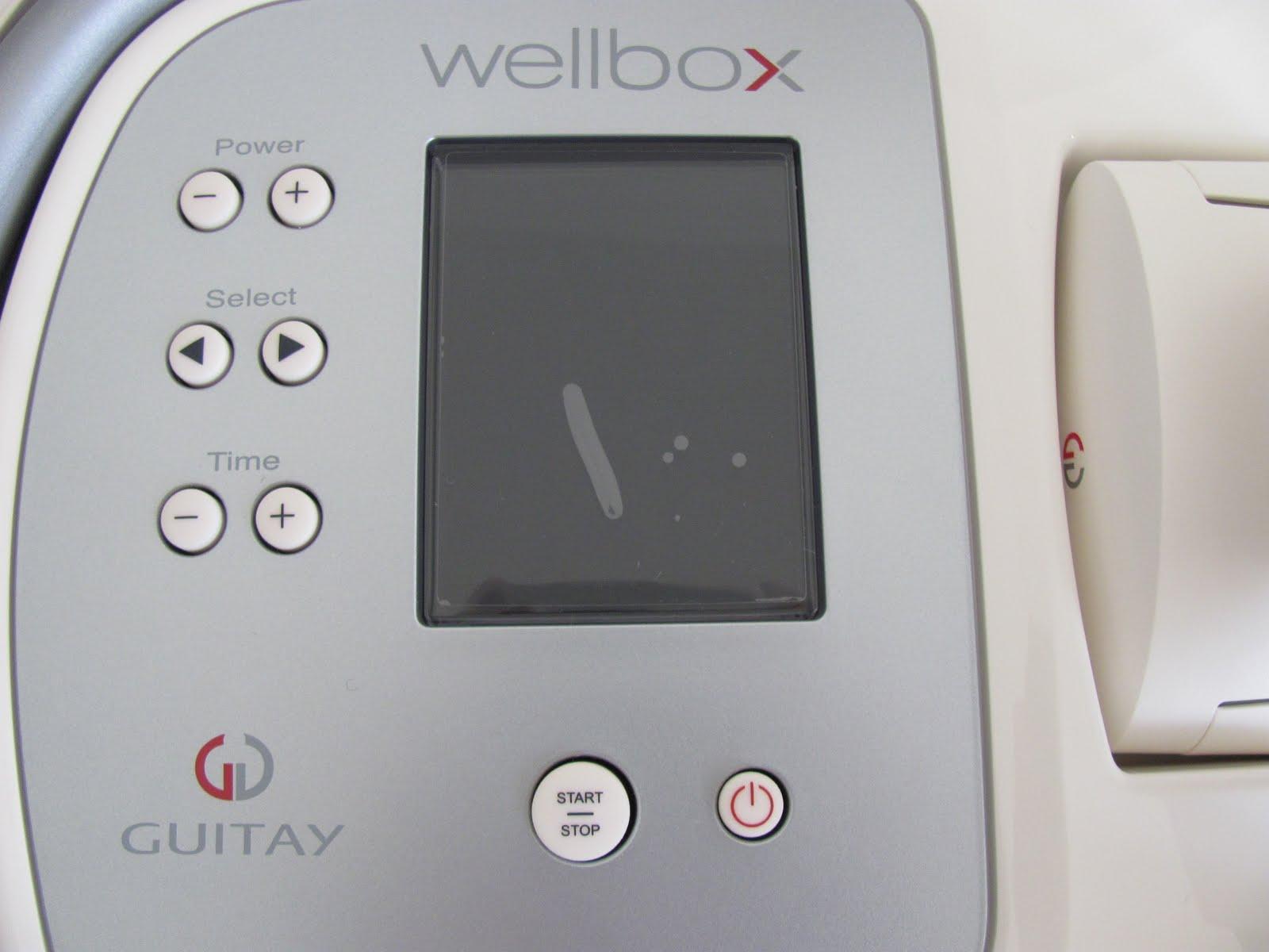 wellbox lipo machine