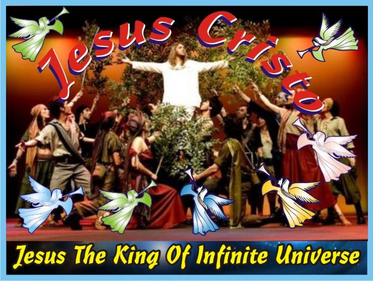 Jesus ChristThe King Of The Kings