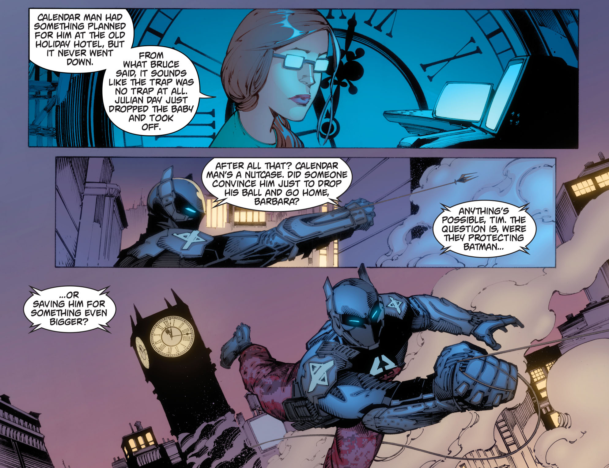 Batman: Arkham Knight [I] Issue #33 #35 - English 4