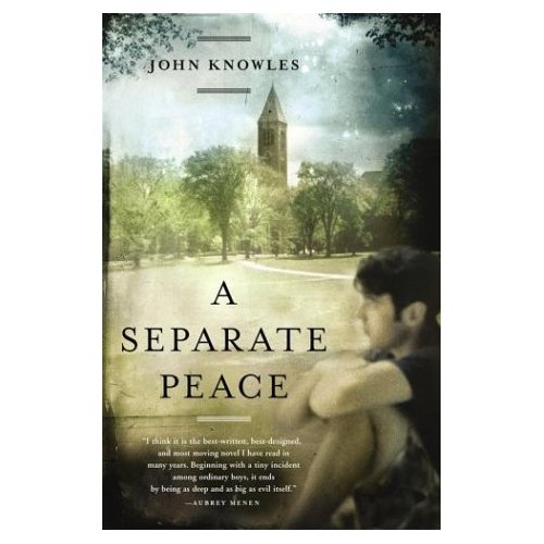 an analysis of the rite of passage in a separate peace by john knowles Brothersjuddcom reviews john knowles's a separate peace a process essay on the rites of passage in john knowles a separate -analysis: a separate peace.