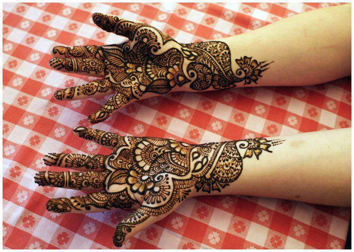 Quick Mehndi Patterns : Best mehndi designs for different occasions small and
