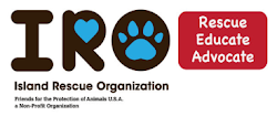 SALAMAT Animal Rescue Center (SARC) is a proud Associate of Island Rescue Organization
