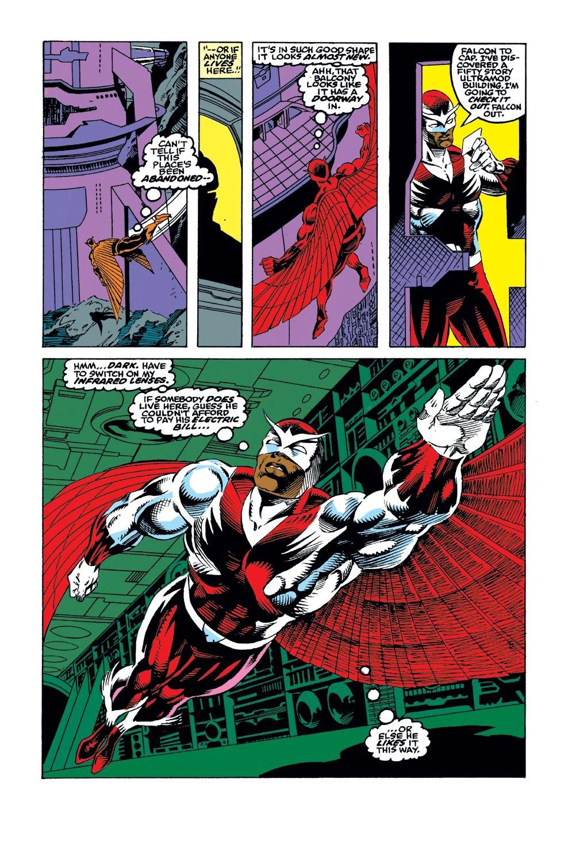Captain America (1968) Issue #415 #364 - English 8