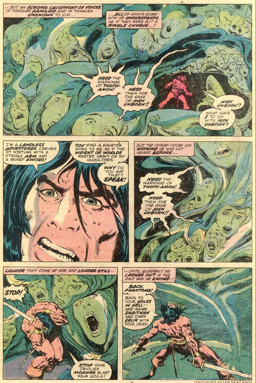 Conan the Barbarian (1970) Issue #74 #86 - English 5