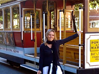 Me in San Francisco