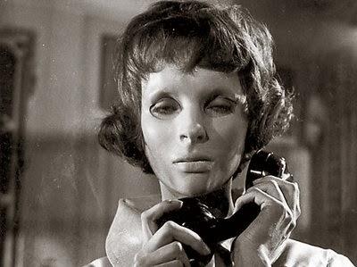 ojos sin rostro 1960