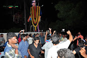 Fans Hungama at Bramaramba Theater-thumbnail-17
