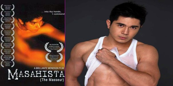 El masajista, película