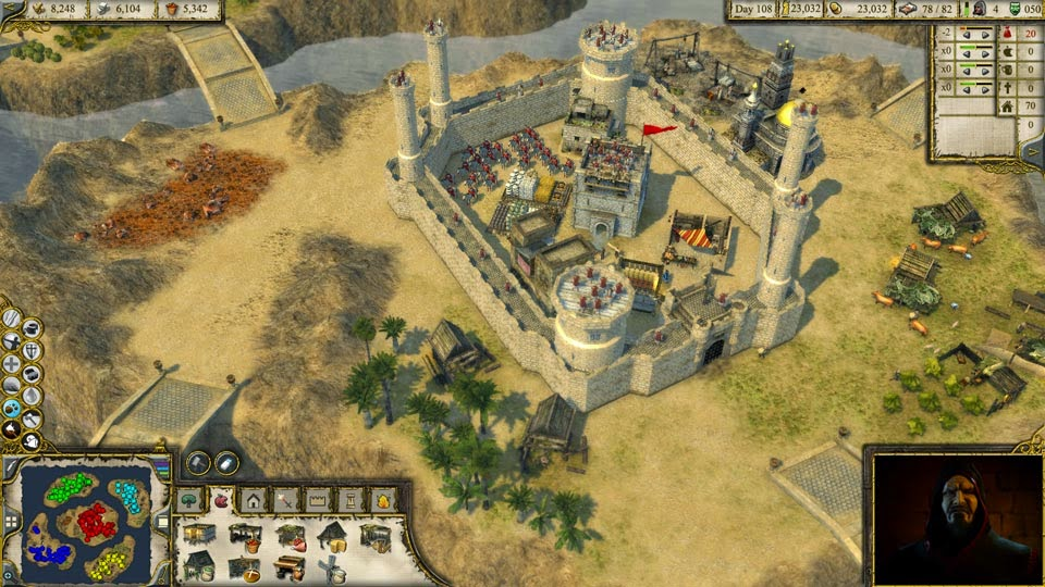 Stronghold Crusader 2 Screenshot
