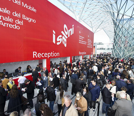 Al via il salone del mobile 2013 fiera festa e design for Fiera del mobile e del design milano
