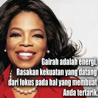 Biografi Oprah Winfrey