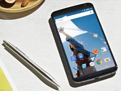 Update Lollipop di Nexus 6 Dongkrak Kinjerja dan Daya Tahan Baterai