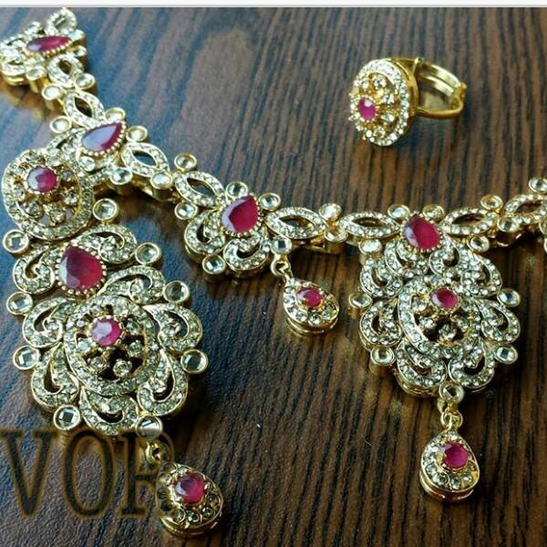 Bridal Collection Jewellery: Xevor Bridal Latest Jewellery Collection 2016