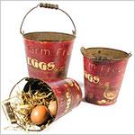 Pflanzentopf Eggs
