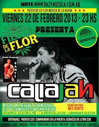 Caliajah - 22 de Febrero