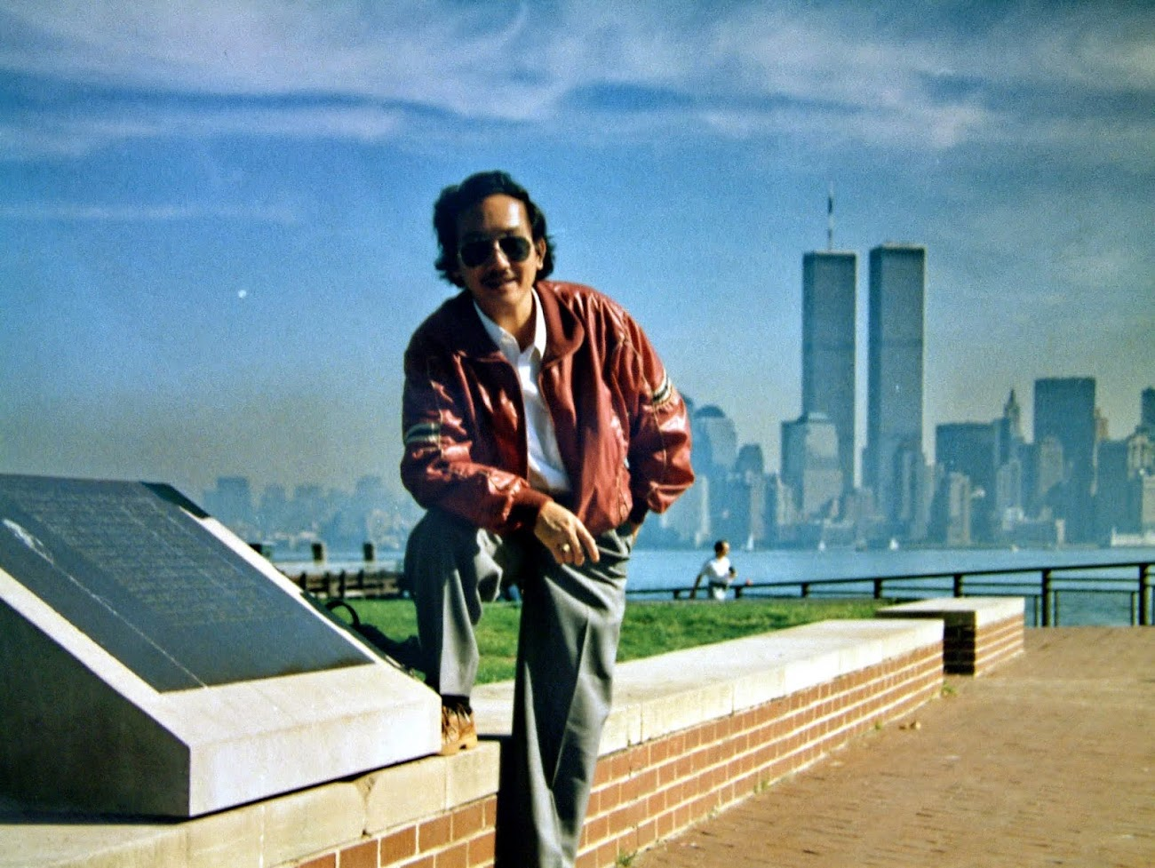 Twin Towers in New York (1993)