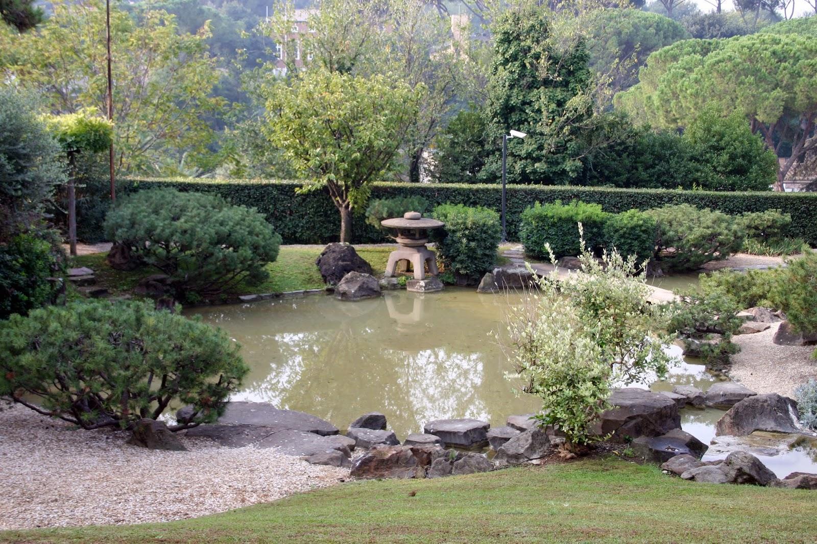 Il giardino giapponese a roma rome insider - Giardini giapponesi ...