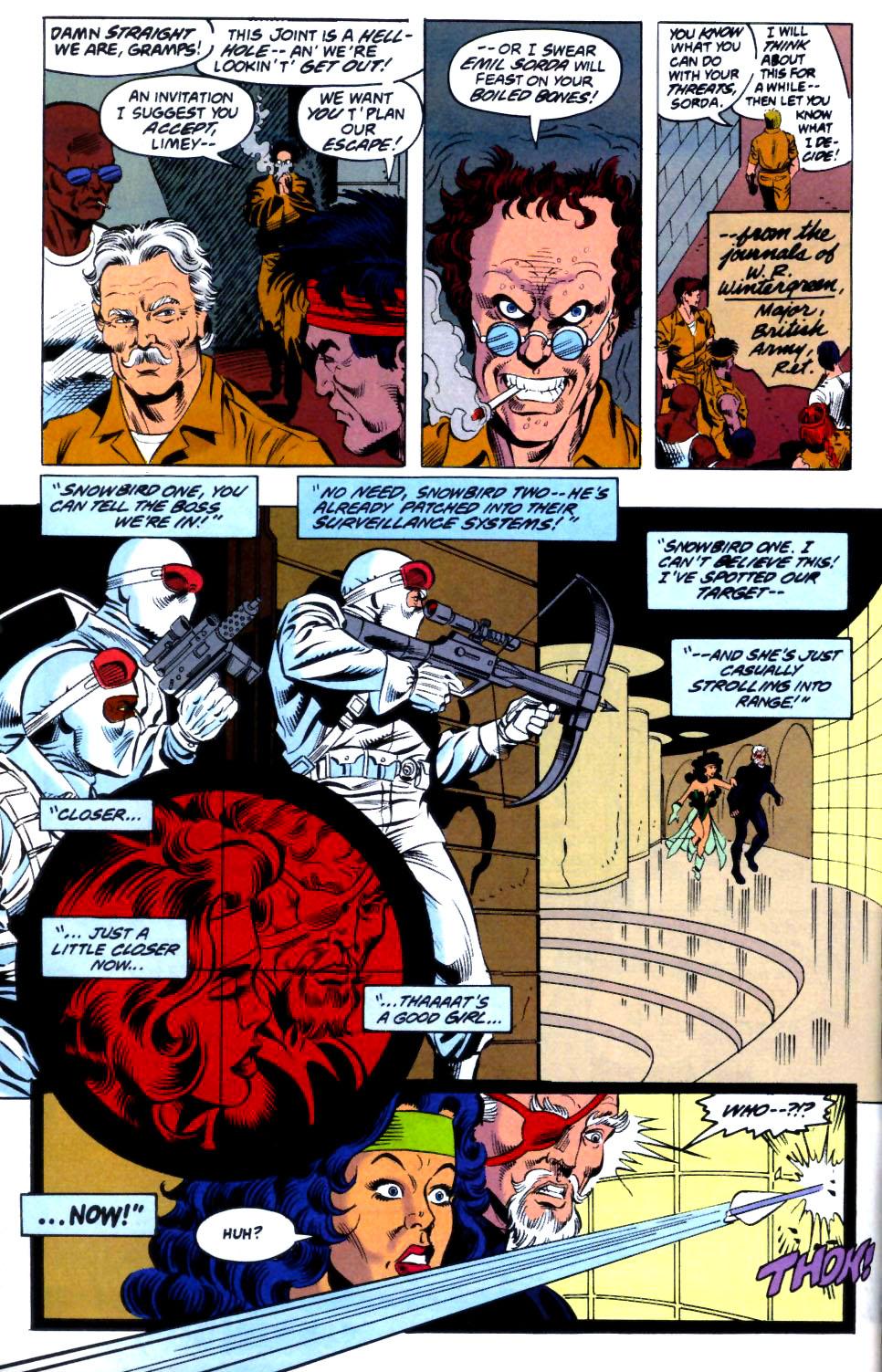Deathstroke (1991) Issue #18 #23 - English 11