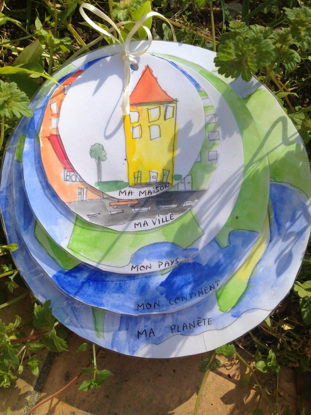 Petits homeschoolers l 39 introduction au monde et la for Maison du monde introduction en bourse