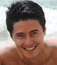 Pink Fox Patrol: Mark Zambrano: Cute GMA 7 Reporter