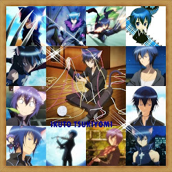 My Prince Cat Evolution  Ikuto Tsukiyomi