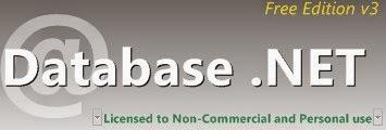 Database .NET 12.5.5336 Free Download