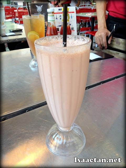 #2 Chocolate Milkshake - RM6